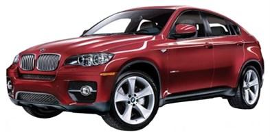 X6 (E71 E72) 2007-2012