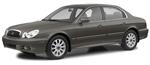 Sonata EF 2001 - 2012