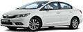Civic 9 (IX) 2012-2015 Sedan