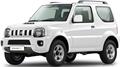Jimny III 2005-2012