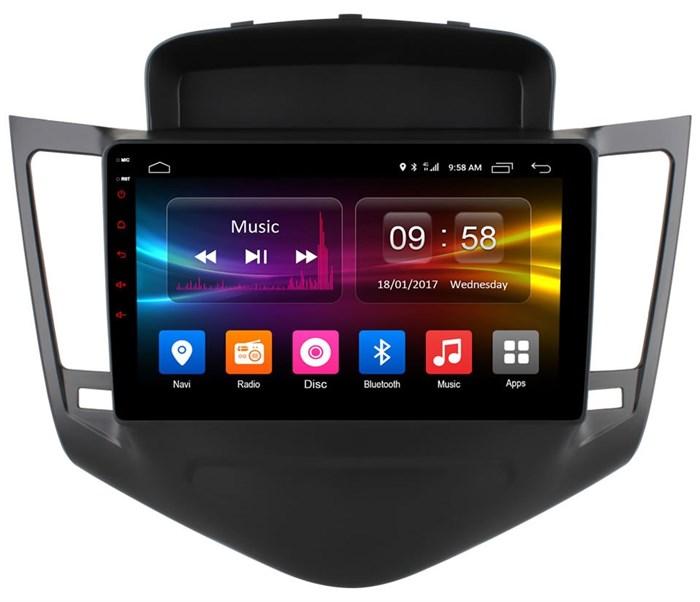 CarMedia OL-9222-MTK для Chevrolet Cruze I 2009-2012 на Android  6.0 - фото 10123