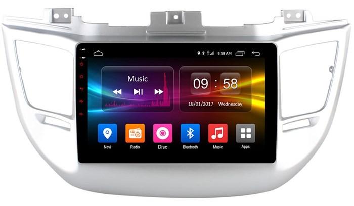 CarMedia OL-9705-MTK для Hyundai Tucson III 2015-2017 на Android  6.0 - фото 10677