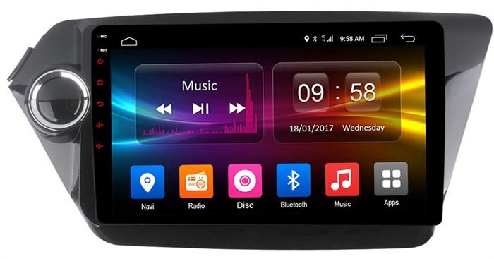CarMedia OL-9731-MTK для Kia Rio III 2011-2017 на Android  6.0 - фото 10733
