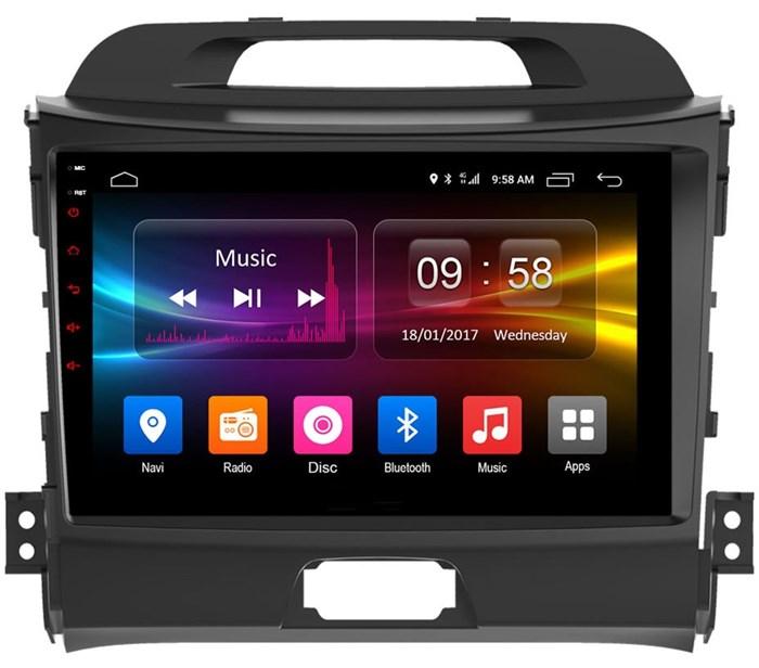 CarMedia OL-9735 для Kia Sportage III 2010-2016 на Android  6.0 - фото 10818