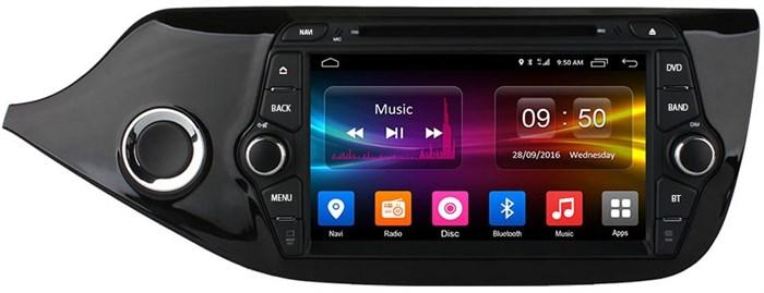 CarMedia OL-8733-8 для Kia Ceed II 2012-2017 на Android  6.0 - фото 10847