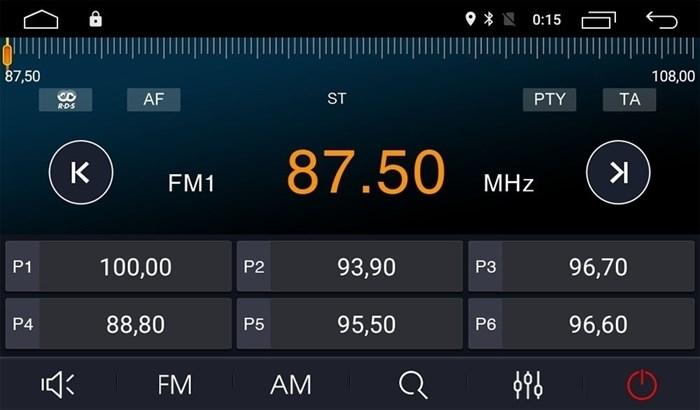 Штатная магнитола Roximo 4G RX-1110 для Toyota Rav4 (Android 6.0) - фото 11292