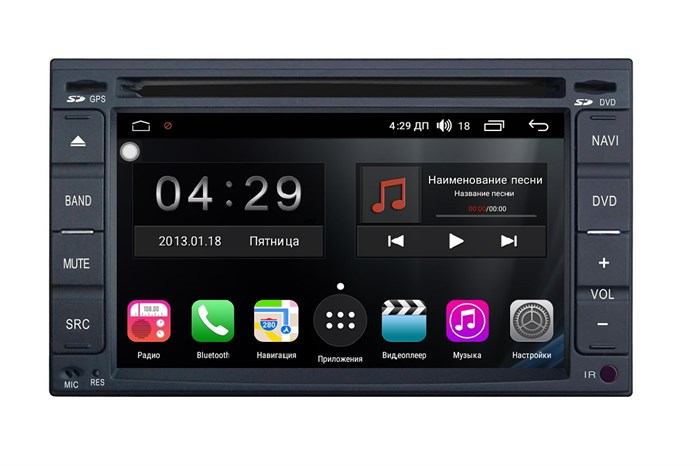 FarCar RG001 (S300)-SIM 4G 2 DIN универсальная магнитола на Android 9.0 - фото 113565