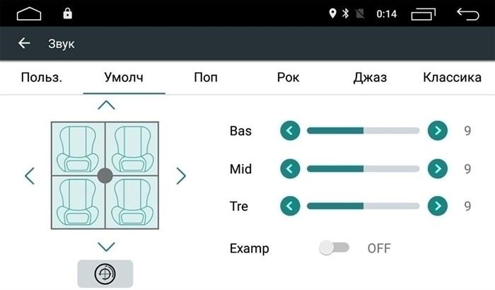 Штатная магнитола Roximo 4G RX-3202 для Skoda Octavia A5 (Android 6.0) - фото 11635