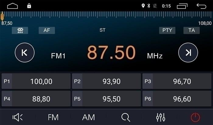 Штатная магнитола Roximo 4G RX-3202 для Skoda Octavia A5 (Android 6.0) - фото 11641