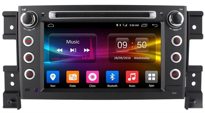 CarMedia OL-7621-8-MTK для Suzuki Grand Vitara III 2005-2015 на Android  6.0 - фото 11810