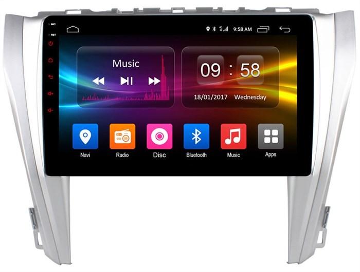 CarMedia OL-1608 для Toyota Camry V55 2014-2018 на Android  6.0 - фото 11818