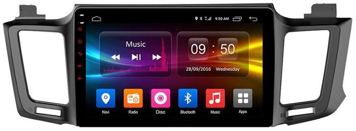 Штатное головное устройство CarMedia OL-1610 для Toyota RAV4 (CA40) 2013-2017 на Android 6.0.1 - фото 11889