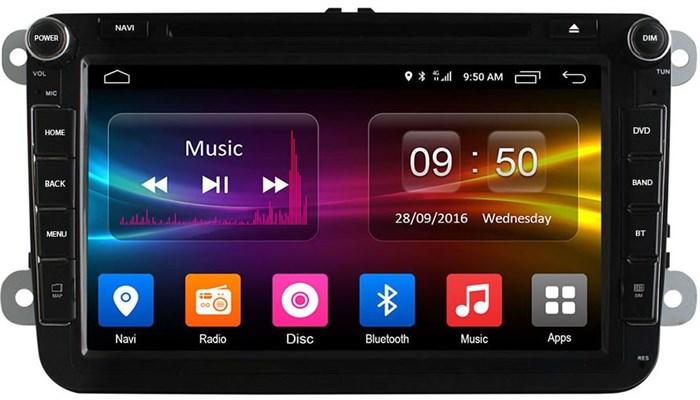CarMedia OL-8992 для Volkswagen на Android  6.0 (универсальная) - фото 11905