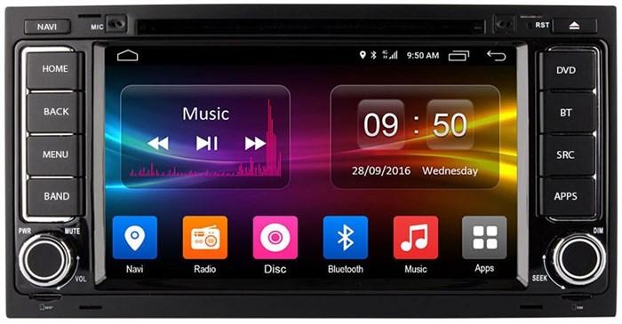CarMedia OL-7903-8 для Volkswagen Touareg, Multivan на Android  6.0 - фото 11951
