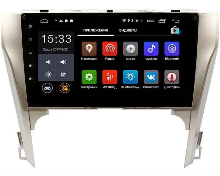 CarMedia MKD-1031 Toyota Camry V50 2011-2014 Android 7.1 - фото 12117