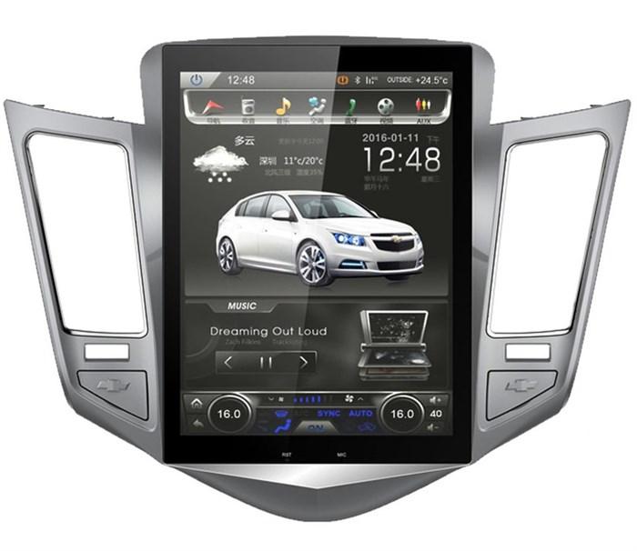 Штатная магнитола CarMedia MKD-9011 Chevrolet Cruze I 2009-2012 Android 5.1 - фото 12173