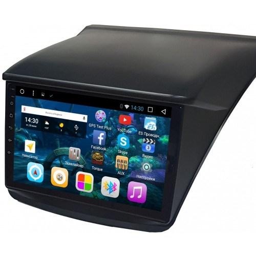 Штатная магнитола Vomi VM2734-T8 для Mitsubishi Pajero Sport II, L200 IV 2006-2015 на Android 8.1 - фото 123715