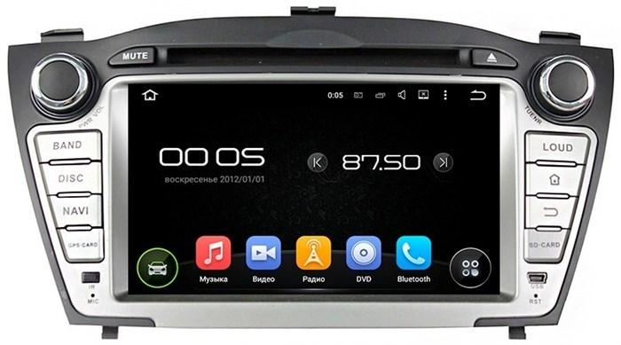 CarMedia KD-7303 Hyundai ix35 2009-2015 Android 5.1 - фото 12557