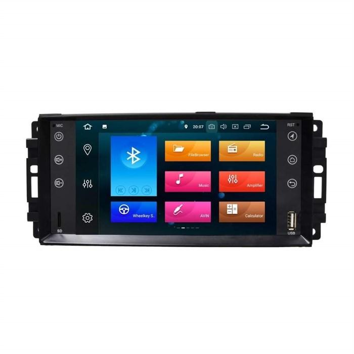 CarMedia KD-7228-P5 для Chrysler на Android 9.0 - фото 125974