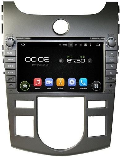 CarMedia KD-8045 Kia Cerato II 2008-2013 Android 5.1 (под климат) - фото 12657