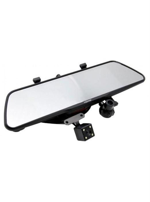 Eplutus B83 видеорегистратор в зеркале заднего вида с навигатором на Android 4.4 - фото 126887