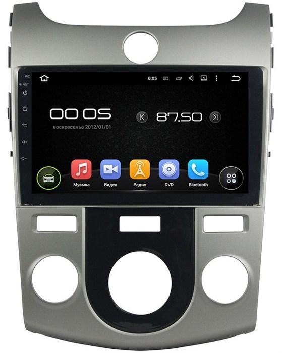 Штатное головное устройство CarMedia KD-9703-mt Kia Cerato II 2008-2013 Android 5.1 (под кондиционер) - фото 12717