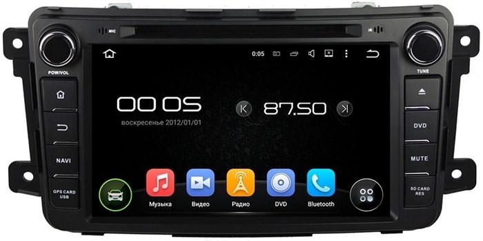 Штатное головное устройство CarMedia KD-8069 Mazda CX-9 2007+ Android 5.1 - фото 12787