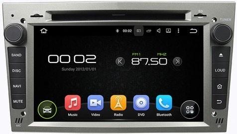 CarMedia KD-7408-g Opel Astra H, Vectra С, Corsa D, Antara, Vivaro, Meriva, Zafira Android 5.1 - фото 12994