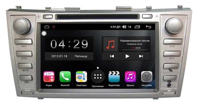 Farcar RG064 (S300) SIM-4G с DSP для Toyota Camry V40 2006-2011 на Android 9.0 - фото 133010