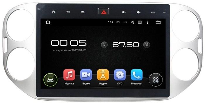 Штатное головное устройство CarMedia KD-1015 Volkswagen Tiguan Android 5.1 - фото 13380