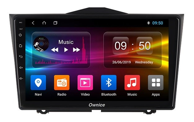CarMedia OL-9063-2D-MTK для LADA GRANTA 2018-2020 на Android  6.0 - фото 139268