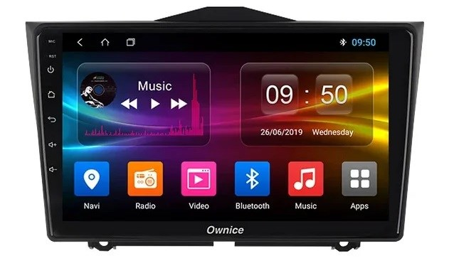 CarMedia OL-9063-2D-S9 для Lada Granta 2018-2020 на Android 8.1 - фото 140811