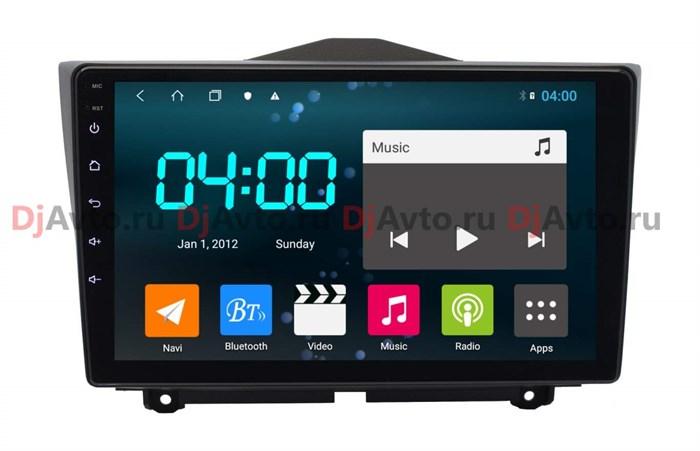 DjAvto 4465 - 4015 Для Lada Granta 2011 - 2019 c DSP на Android 9.0 - фото 160489