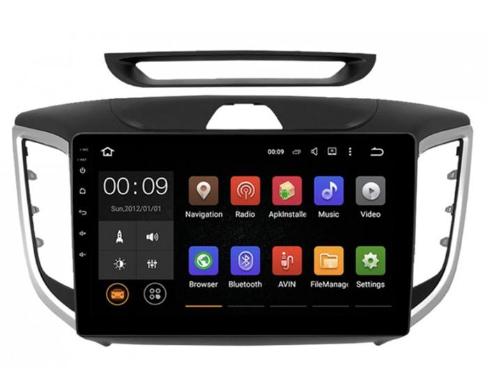 Штатная магнитола Roximo 4G RX-2010 для Hyundai Creta 2016-2019 на Android 10.0 - фото 167117