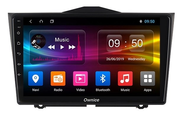 CarMedia OL-9063-2D-P6-H TESLA для Lada GRANTA 2018-2020 на Android 9.0 - фото 173826