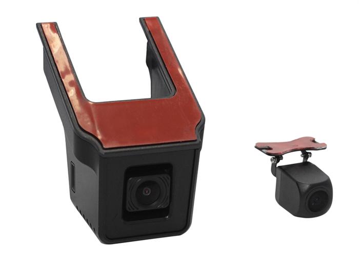 Redpower DVR-UNI-N Dual - универсальный двухканальный Wi-FI регистратор скрытой установки (Full HD + Full HD) - фото 184697