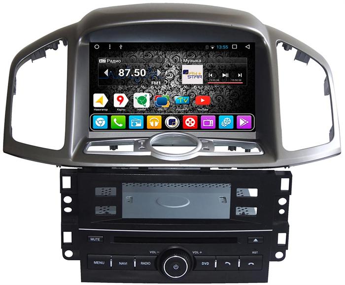 DayStar DS-7066HD для Chevrolet Captiva на ОС Android 9.0 - фото 21260