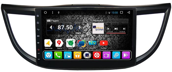 DayStar DS-7073HB для Honda CR-V 2012+ на Android 9.0 - фото 21338