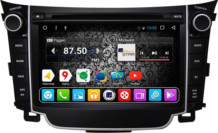 DayStar DS-7098HD для Hyundai i30 2012+ на Android 9.0 - фото 21392