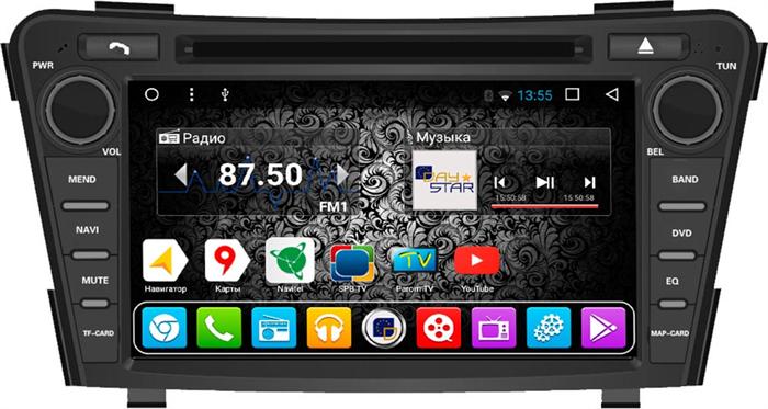 DayStar DS-7097HD для Hyundai i40 2011-2017 на Android 9.0 - фото 21457