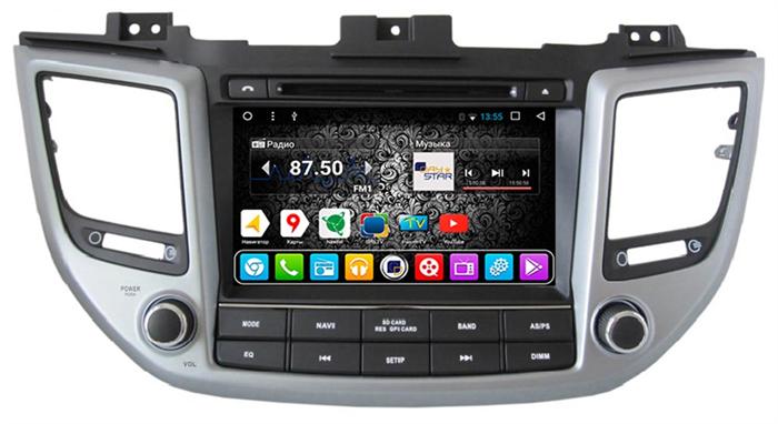 DayStar DS-8101HD для Hyundai Tucson 2016+ на Android 9.0 - фото 21512