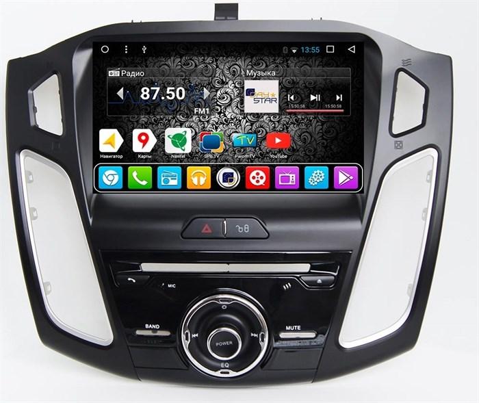 DayStar DS-7079HD для Ford Focus III 2011-2016 дорестайл на Android 9.0 - фото 22276