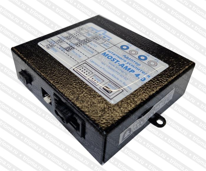 Адаптер усилителя Most-AMP 4.0 (Most-25) - фото 233977