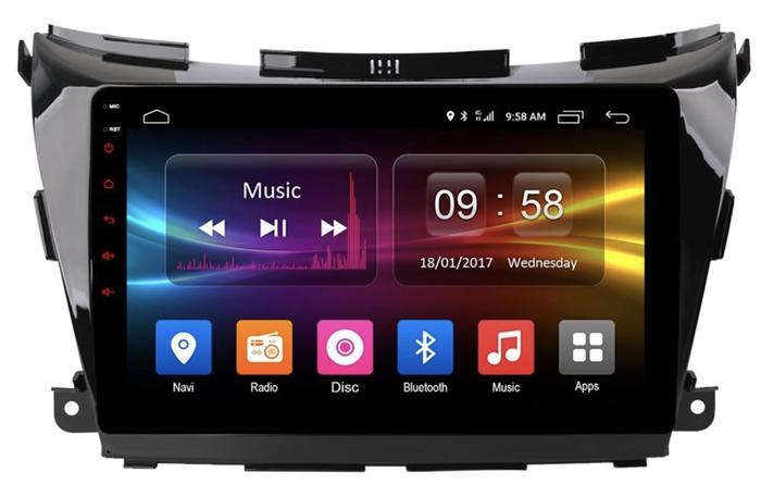 CarMedia OL-1663-2D-N для Nissan Murano III (Z52) 2015-2021 на Android 10.0 - фото 235217