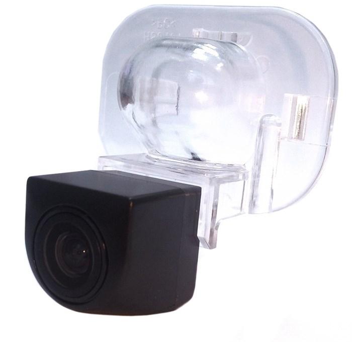 Камера заднего вида cam-017 для Hyundai Solaris (sedan), Verna, Kia Cerato (09-12), Venga (10+) - фото 33379