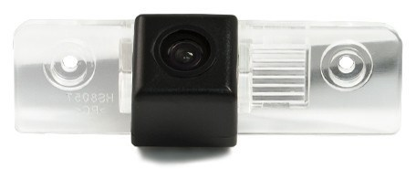 Камера заднего вида cam-101 для Skoda Octavia A5 (2004-2013), Roomster (2006-2015) - фото 33417