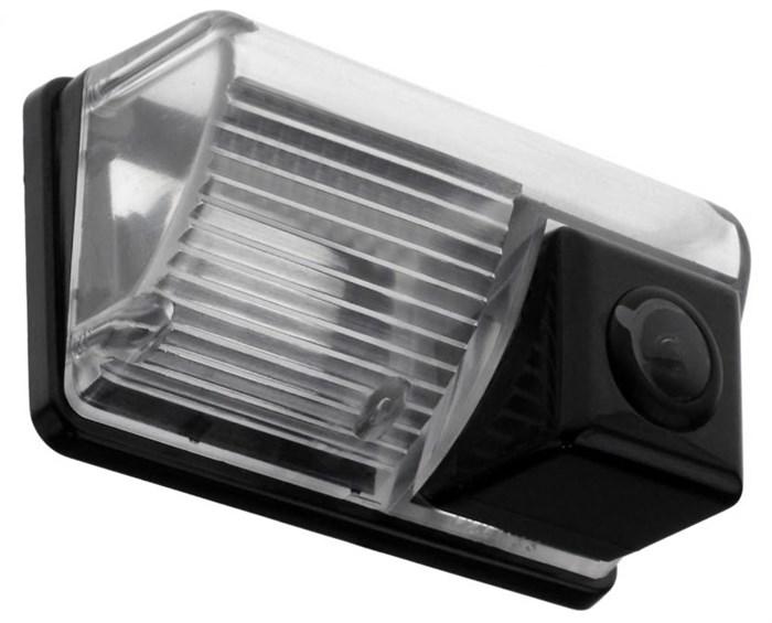 Камера заднего вида cam-009 для Toyota Corolla E120 2000-2007, Avensis 2001-2006, Lifan Solano (620) - фото 33427