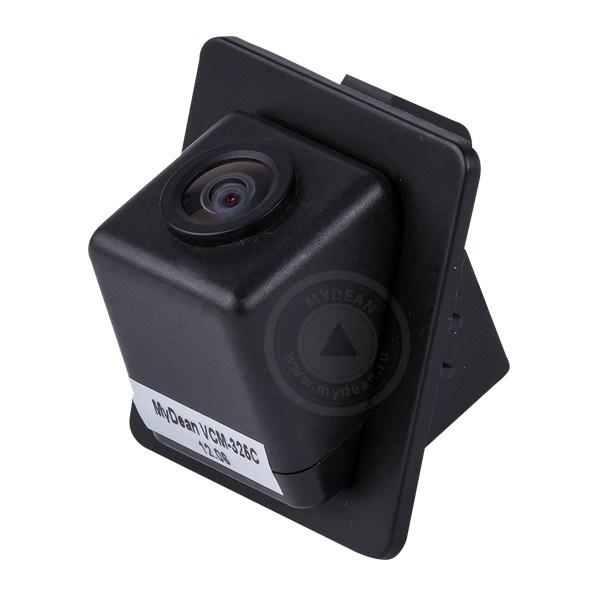 Камера заднего вида для Toyota Prado 150 2010+ - фото 33437