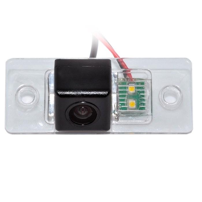 Камера заднего вида cam-061 для Volkswagen Tiguan (07+), Touareg (02-11) / Porsche Cayenne до 2011 - фото 33445