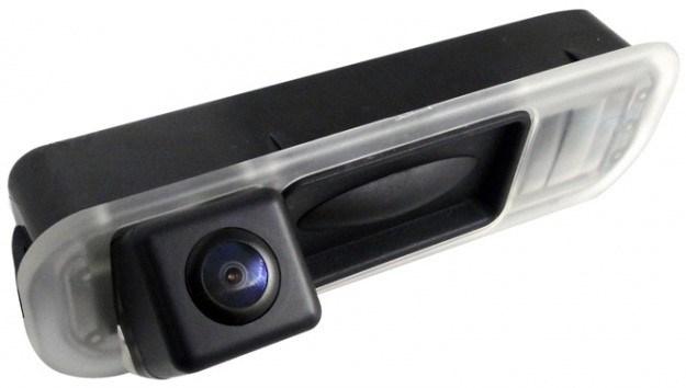 Камера заднего вида для Ford Focus 3 (2011-2017) дорестайл, Focus 3 (2015-2017) рестайл универсал в ручку - фото 33454